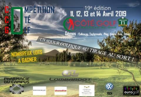 Côté Golf 11-14 Avril