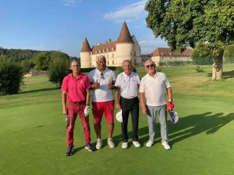 Championnat France Vétérans 3ème div. Chailly 9-10-11 septembre 2021