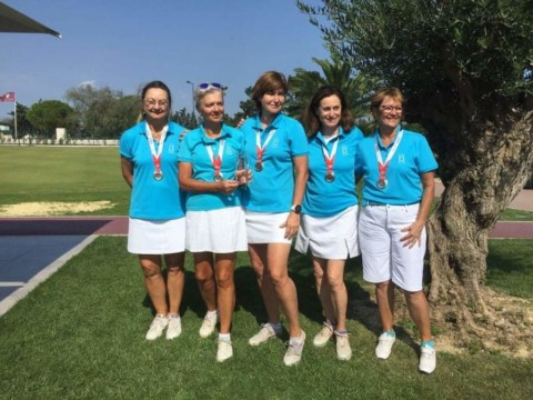 Championnat France Seniors Dames St Cyprien 24-26/09 2021
